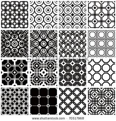 Geometric pattern in a square Stock Photos, Geometric pattern in a ...