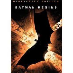 Batman Begins (DVD, 2005, Widescreen)