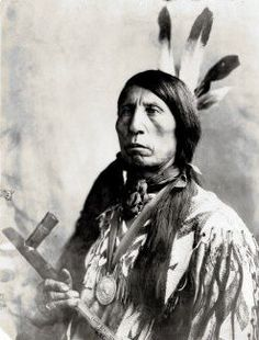 Jack Red Cloud - Oglala – 1900