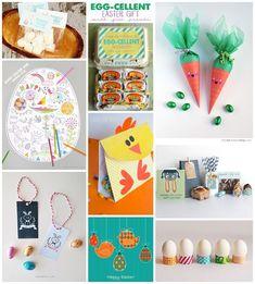 13 Fantastic Free Easter Printables
