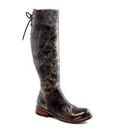 Bed Stu Women's Cobbler Manchester II Riding Boots. Available at Dillards.com #Dillards