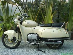 1992 Suzuki SW 250