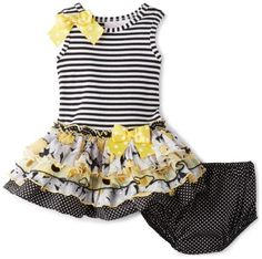 Bonnie Baby Baby-Girls Infant Sparkle Tiers Dress, Black, 12 Months Bonnie Baby,http://www.amazon.com/dp/B009X24P8Y/ref=cm_sw_r_pi_dp_g0.Rrb577C674FA9