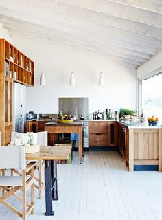 Jen Stumbles and Ben Kerr family home by The design files