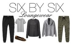 Six By Six - Loungewear by charlotte-mcfarlane on Polyvore featuring Anine Bing, Uniqlo and Sperry