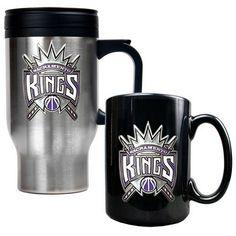 Sacramento Kings 2-pc. Mug Set, Multicolor