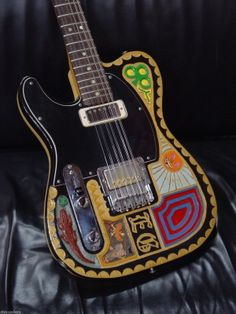 Tele 12str Custom Lefty
