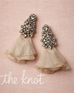 BHLDN - Brilliant Posey Drops - Jewelry