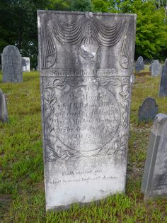 Nutfield Genealogy: Tombstone Tuesday ~ Margaret (Morrison) Hodge, died 1829, Londonderry, New Hampshire #genealogy