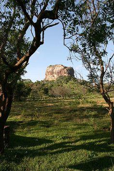 Sigiriya Rock - Colombo, Sri Lanka
