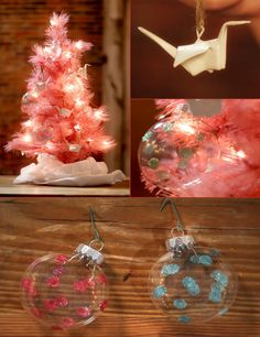 Weekday Crafternoon + Giveaway: Win Holiday Ornaments! (http://blog.hgtv.com/design/2012/11/27/weekday-crafternoon-giveaway-two-handmade-holiday-ornaments/?soc=pinterest)