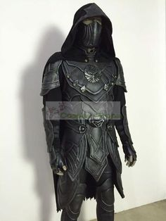 Cosplay-Shops Store - Take This Nightingale Cosplay Armour from Skyrim Into Your Nightingale Cosplay Conventions, Show Your Love For Skyrim Nightingale . It Will Bring You Into The Skyrim World! Skyrim Armor, Skyrim Cosplay, Cosplay Armor, Male Cosplay, Skyrim Costume, Mandalorian Cosplay, Skyrim Nightingale Armor, Men's Renaissance Costume, Cheap Cosplay Costumes