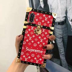 iPhone X cases Iphone 8, Coque Iphone, Iphone Phone Cases, Bling Phone Cases, Cute Phone Cases, Louis Vuitton Phone Case, Supreme Case, Modelos Iphone, Iphone Wallpaper Vsco
