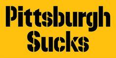 Pittsburgh Sucks