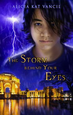 Review: The Storm Behind Your Eyes by Alicia Kat Vancil | Lola's Reviews