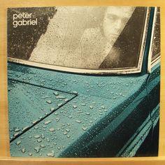 PETER GABRIEL - Same (1st LP) - mint minus minus Vinyl LP -Solsbury Hill- Poster