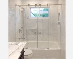 winner of glass most innovative bath enclosure product award shower door sliding