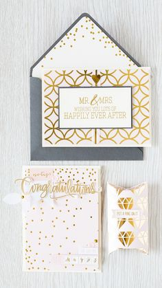 Gorgeous creations by Debby Hughes using the May 2015 card kit by Simon Says Stamp