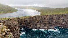 Leitisvatn, the lake above the sea Photos, Sea, Water, Travel, Outdoor, Gripe Water, Outdoors, Viajes, Pictures