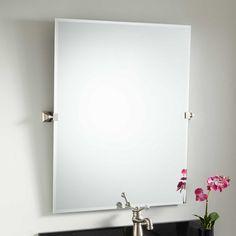 36 Karolynne Rectangular Tilting Mirror