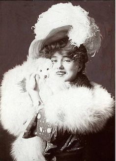 evelyn nesbit?