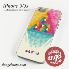 ALT-J Abstract Phone case for iPhone 4/4s/5/5c/5s/6/6 plus