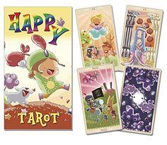 The Happy Tarot by Serena Ficca http://www.amazon.com/dp/0738746975/ref=cm_sw_r_pi_dp_JY6uxb0Y05GK1