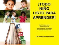 Con ¡Todo Niño Listo Para Aprender! nuestra meta es el de proveer recursos para que los padres y guarderías contribuyan a mejorar los resultados del aprendizaje de sus hijos en el hogar.  |  Hispanic Kids