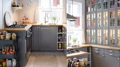 10 idées à piquer aux cuisines rétro