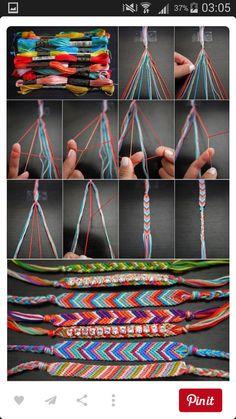 Картинка с тегом «diy, bracelet, and ideas»