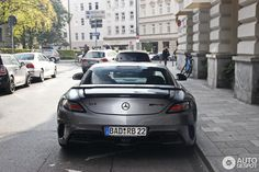 Mercedes-Benz SLS AMG Black Series 4