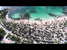 Barcelo Maya Palace Aerial 4k by All Inclusive Vacations - YouTube