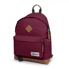 Wyoming Into Merlot Backpacks by Eastpak - view 6
