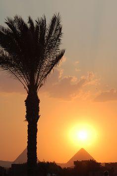 ♥♡♥♡Sunset in Cairo♥♡♥♡