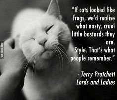 Sir Terry Pratchett (1948-2015), we will miss your awesomeness. R.I.P.