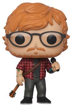 Funko POP Ed Sheeran #FunkoPOP #EdSheeran