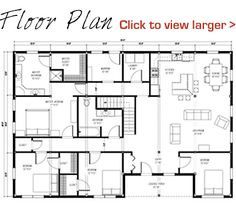 40x60 barndominium floor plans google search house for 40x60 garage plans