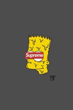 simpsons supreme Illustrao do Bart Simpson em cola - simpsons Supreme Iphone Wallpaper, Simpson Wallpaper Iphone, Cartoon Wallpaper, Cartoon Profile Pictures, Cartoon Pics, Cool Wallpapers Simpsons, Simpsons Supreme, Bart Simpson Tumblr, Image Beat