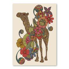 Valentina Ramos - Easy Camel, Prints, 42cm x 60cm