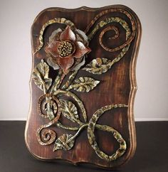 Hey, I found this really awesome Etsy listing at https://www.etsy.com/listing/232924267/leather-art-design-flower-on-vine