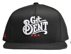 Get Bent Snapback Cap by PRIMITIVE