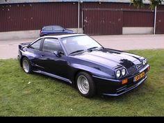 Opel Manta Evolution