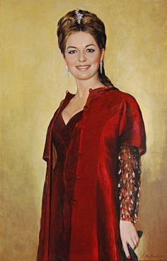 Female Portrait. Female Portrait, Painting, Fictional Characters, Art, Art Background, Painting Art, Woman Portrait, Kunst, Gcse Art