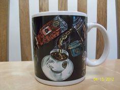 Starbucks Coffee Mug Coffee Machines Cups Beans Pots Carafes Ceramic Original    #Starbucks