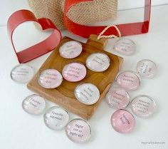 look what she did with these dollar store gems, crafts, how to, repurposing upcycling, seasonal holiday decor, valentines day ideas