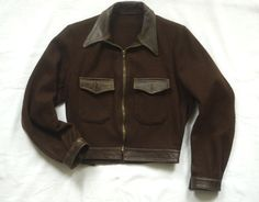 French sports jacket, circa 1930s