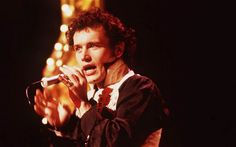 adam ant | Adam Ant performing at the height of his fame in the early 80s with ...