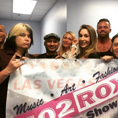 "702 ROX with guests Jimi Bowers owner of BizVid, musician and inspirational leader Johnny DeBeer, Pro Trainer Bryce Brandon, Photographer Anna Olga Aristova and actor Raul Limon with hosts Danny Vegas and Michelle ""Roxy"" Davis every Friday 5-6pm on www.vegasallnetradio.com get more info on www.702rox.com"