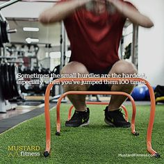 Don't let the hurdles stop you! Keep on jumping!   #frog #mustardfitness #jdfz #getfit #fitness #fitnessmotivation #fitspo #health #coach #plyometrics #training #routine #gimnasio #entrenamiento #lifestyle #befit #staypowerful #strength #agilitytraining