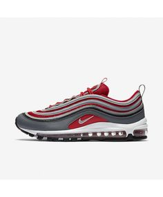 pretty nice d87c4 bace0 Nike Air Max 97 Dark Greygym Red Sale Cheap Nike Air Max, Cheap Air,